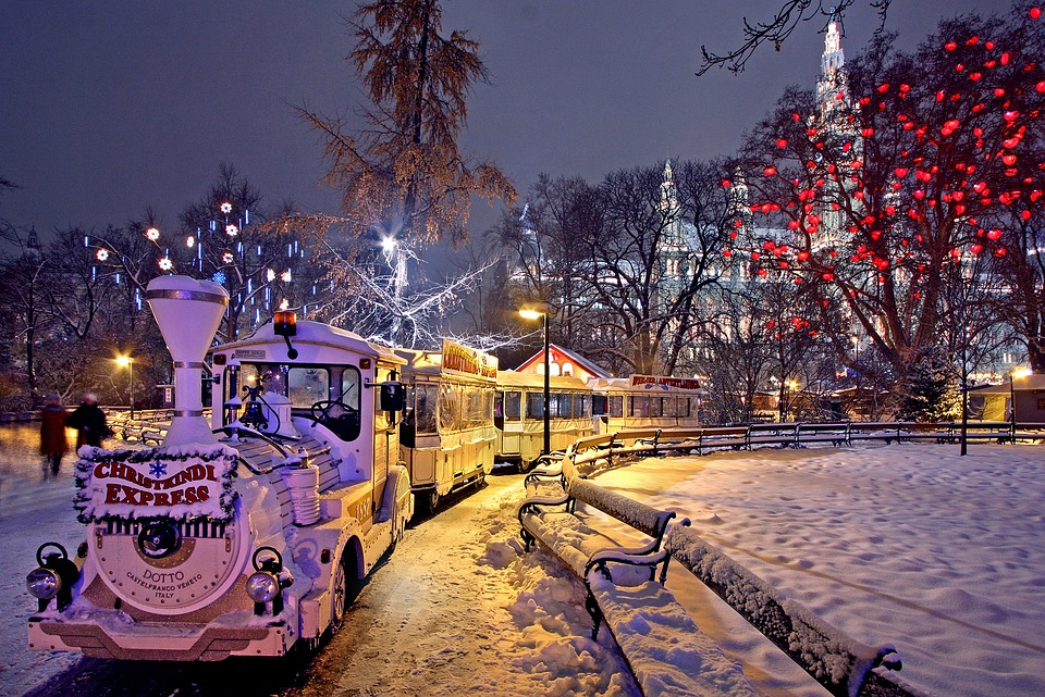 The Viennese Dream Christmas Market