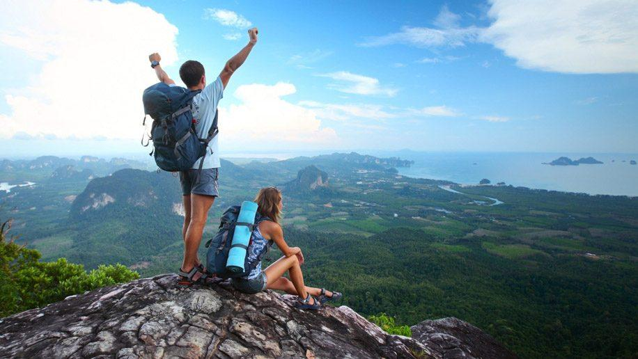 Traveling partners to overcome travel anxiety