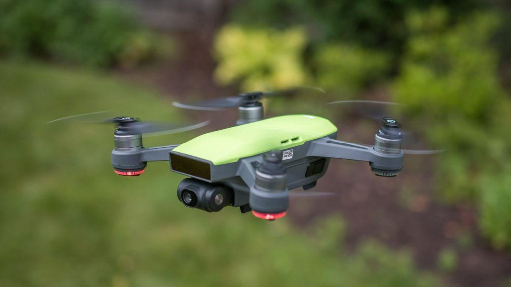 DJI Spark travel drone review