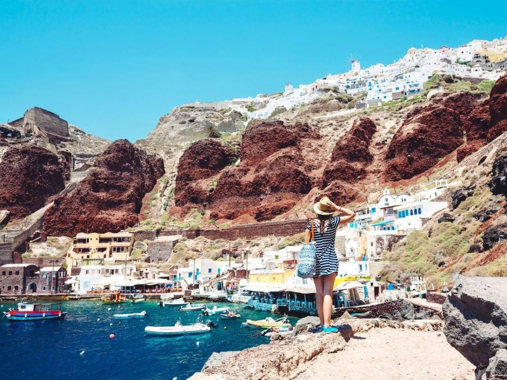 Greece packing list for women article