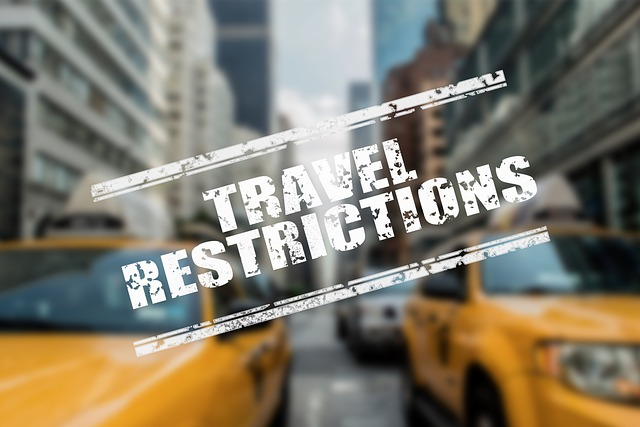 travel restrictions in NY