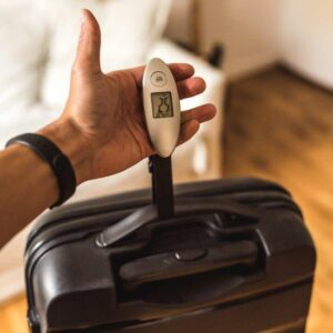 luggage scale portable gift for traveler