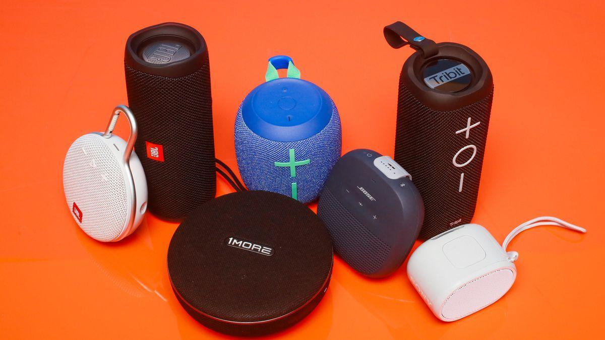 bluetooth speakers for travelers